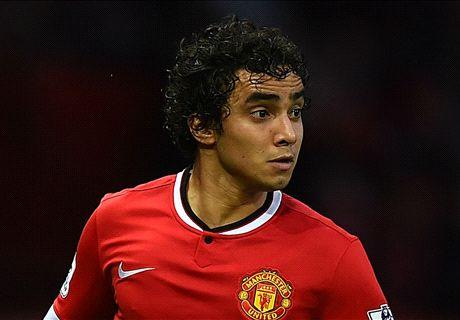 Rafael set to leave Man Utd for Lyon