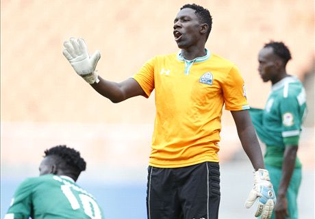 Oluoch: I did not deserve keepers' award