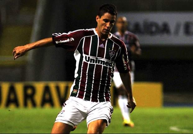 Thiago Neves afirma a fase do Flu é melhor que Fla