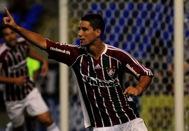 Thiago Neves pede cautela ao Flu diante do Palmeiras