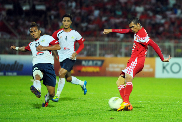 Top 5 Veterans in the Malaysia Super League