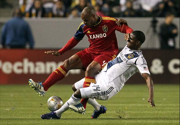 LA Galaxy 1-3 Real Salt Lake: RSL comes from behind to begin 2012 with a win
