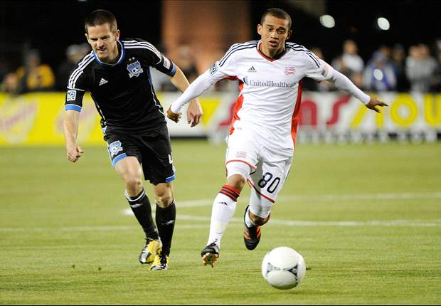 San Jose Earthquakes 1-0 New England Revolution: Chris Wondolowski - who else? - with the winner