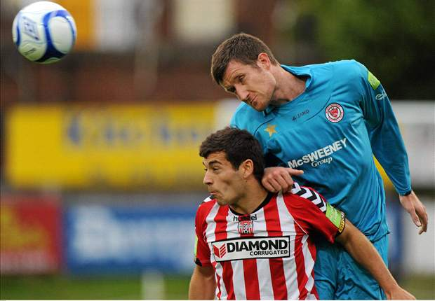 'The club have been a bit lax on getting players sorted out' - Sligo Rovers defender Jason McGuinness