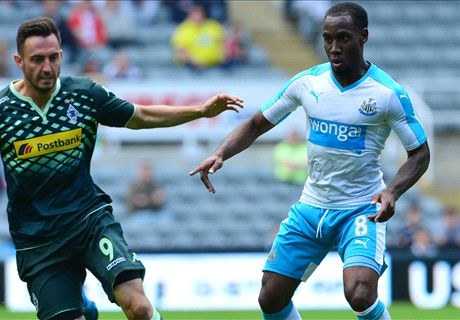 REPORT: Newcastle 0-1 Gladbach
