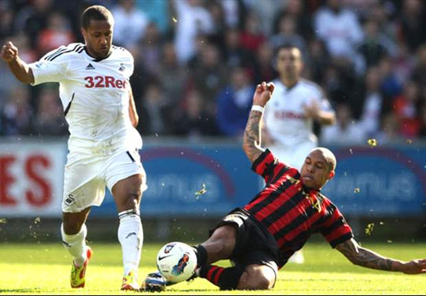 0:1! Manchester City verspielt bei Swansea die Tabellenführung