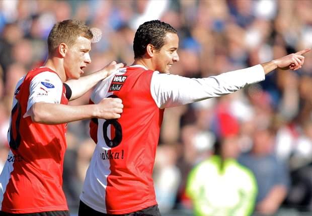 Heerenveen 2-3 Feyenoord: Ronald Koeman's charges turn it around to qualify for CL playoffs