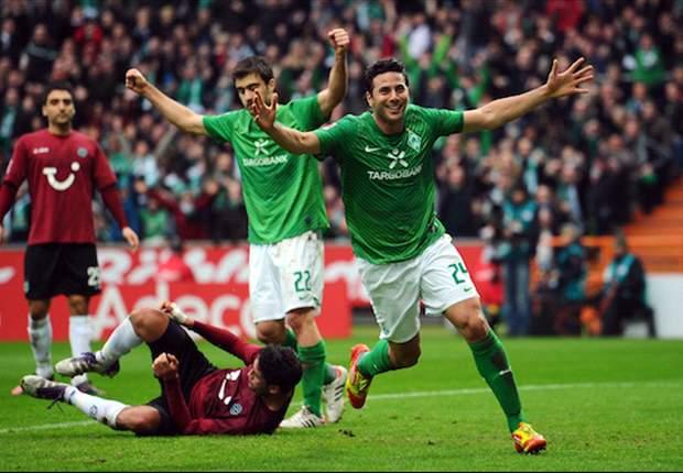 El Bremen cree que sí retendrá a Pizarro