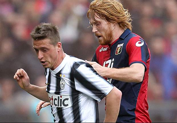 Genoa 0-0 Juventus: Antonio Conte's misfiring side falls four points behind AC Milan after frustrating stalemate