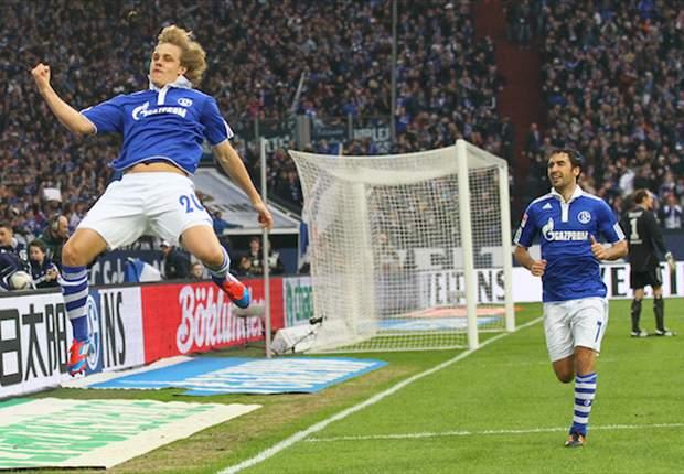 Schalke entschädigt Fans: 3:1 gegen den HSV!
