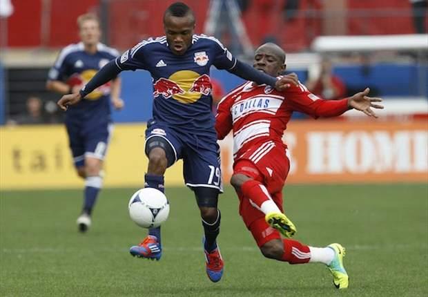 FC Dallas 2-1 New York Red Bulls: Loyd and Villar strike to give Dallas a win