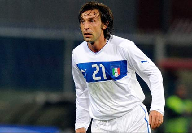 Pirlo: Italy are like Juventus