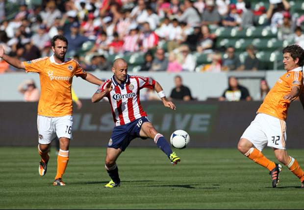 Chivas USA 0-1 Houston Dynamo: Andre Hainault wins season opener at the death