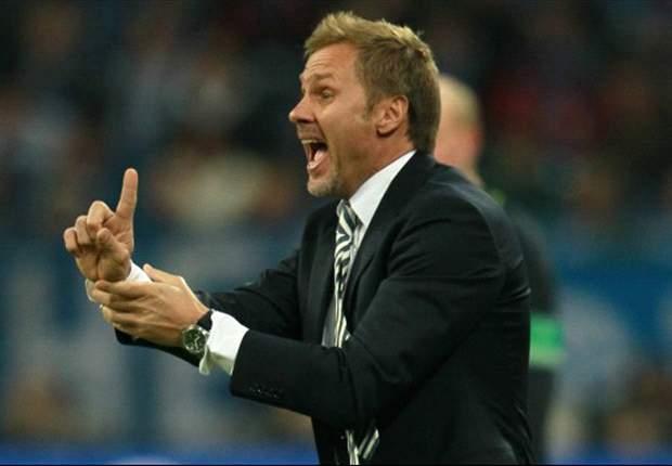 HSV zu Gast beim VfL Wolfsburg: Trainer Thorsten Fink ändert seine Team auf fünf Postionen