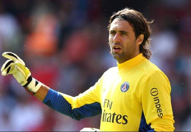 'PSG are my team, I'm always there to defend them' - Sirigu