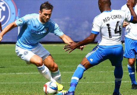 Lampard Targets MLS Playoffs
