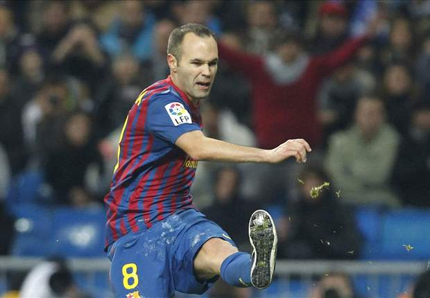 Iniesta: Young players will guarantee Barcelona's future