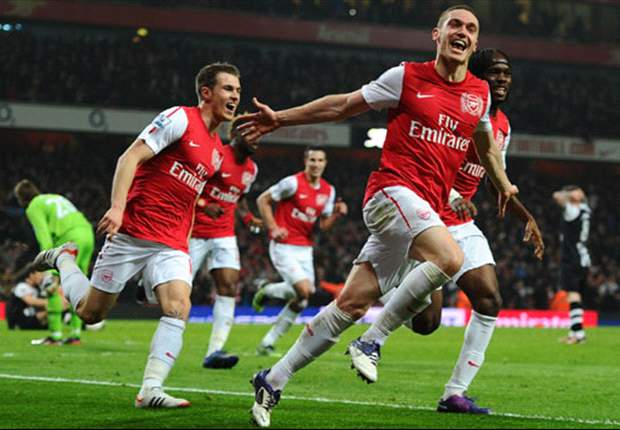 Vermaelen delighted as defensive partner Koscielny signs new deal