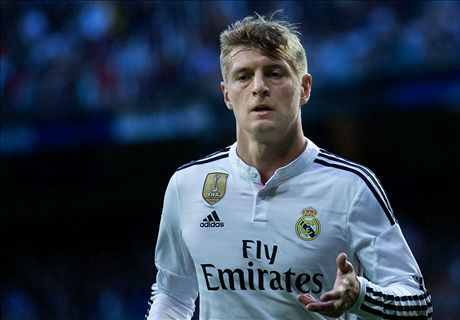 Transfer Talk: PSG want Kroos
