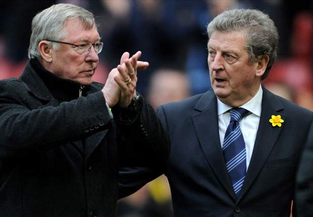 Sir Alex Ferguson believes the time is right for Hodgson to manage England