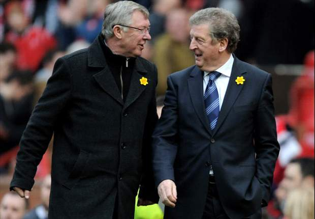 Hodgson wary of maintaining healthy relationship with Sir Alex Ferguson