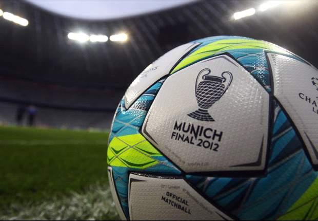 Champions League Team van de Week