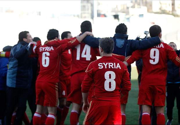 Despite Civil War & internal politics, Syria's Under-23 team is closing in on their 2012 London Olympic dream