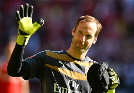 FIVE POINTS: Cech decisive, strikers poor