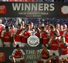 Arsenal-Chelsea 1-0: Shield ai Gunners
