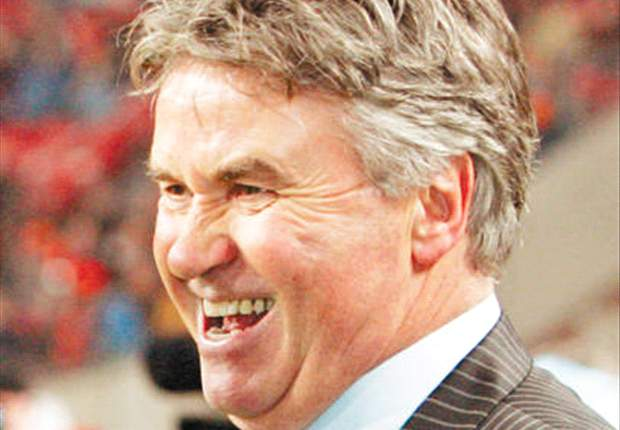 Hiddink: I Can Juggle Chelsea & Russia