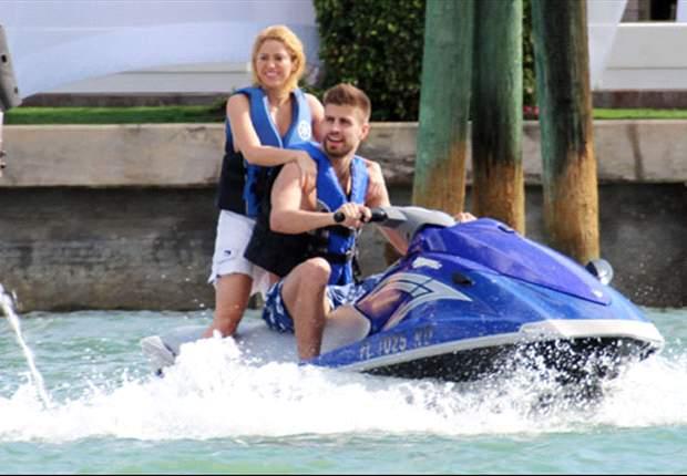 Gerard Piqué y Shakira dejarán todo de lado por su bebé