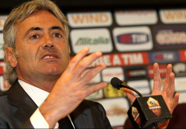 De Rossi will be fined, says Baldini