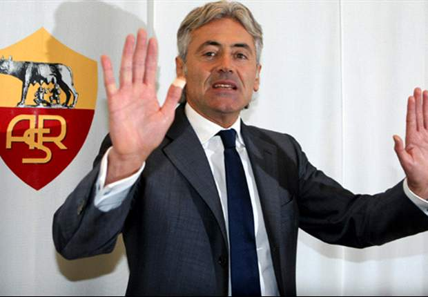 Zeman will be Roma's new boss, reveals Baldini