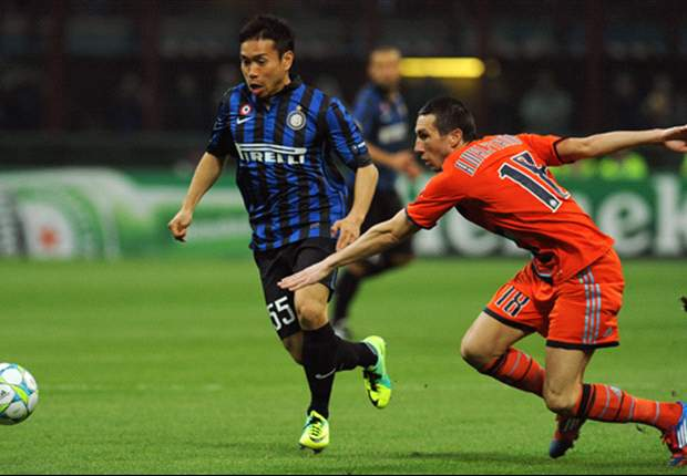 Nagatomo disappointed at Inter's Champions League exit but vows to bounce back