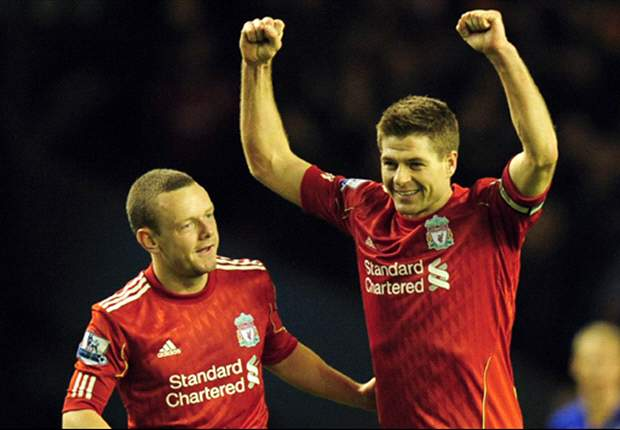 Gerrard: Liverpool must take chances in 'massive' FA Cup tie against Stoke