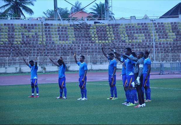 Sunshine Stars Medrano to resume training on Monday