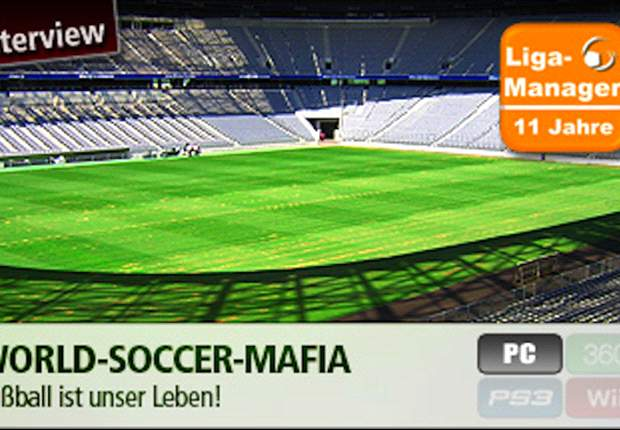 Interview: Liga-Manager & World-Soccer-Mafia - Browsergames auf dem Vormarsch