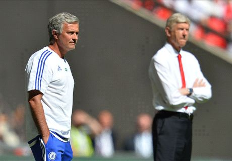 Why the Mou-Wenger rivalry ISN'T amusing