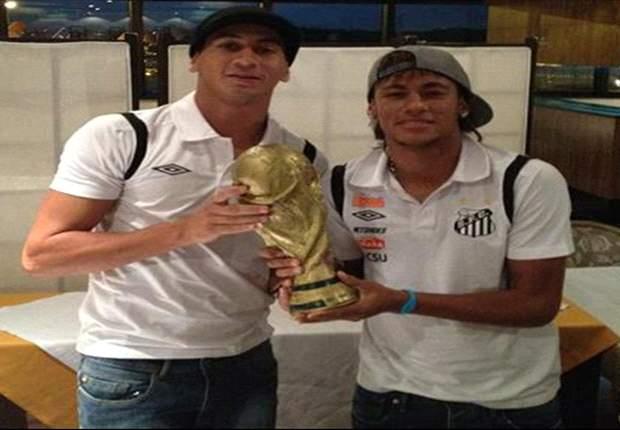 Ganso: Ich will nicht mal daran denken, von Neymar getrennt zu sein