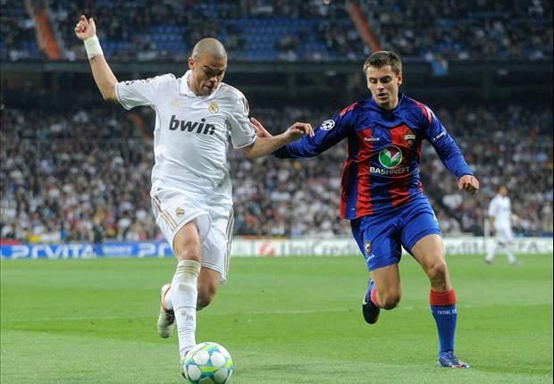 Singkirkan CSKA, Real Madrid Ke Perempat-Final