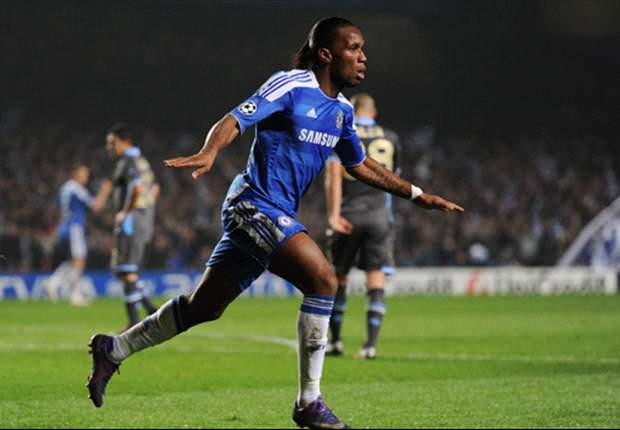 Chelsea 4-1 Napoli and Goal.com's best matches of 2012