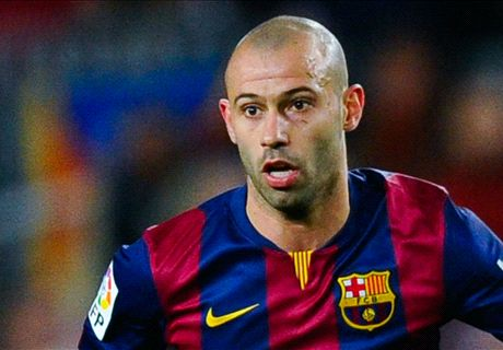 Mascherano, assist Juve: