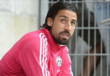Khedira ruled out for two months