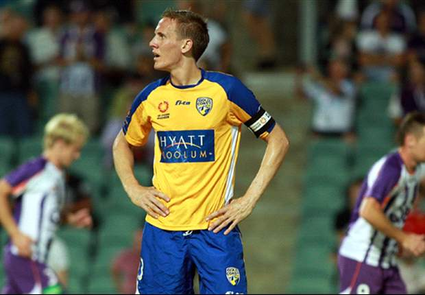 Perth Glory's Socceroo Michael Thwaite doesn't miss Gold Coast United 'shenanigans'