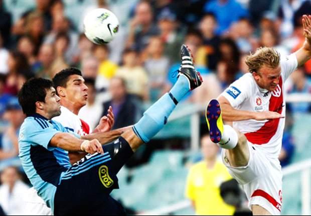 A-League preview: Melbourne Heart v Sydney FC