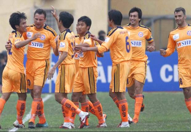 Vietnam's SHB Da Nang launch formal complaint to VFF following the referee problems