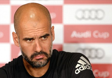 Pep: I'm the boss, not the media