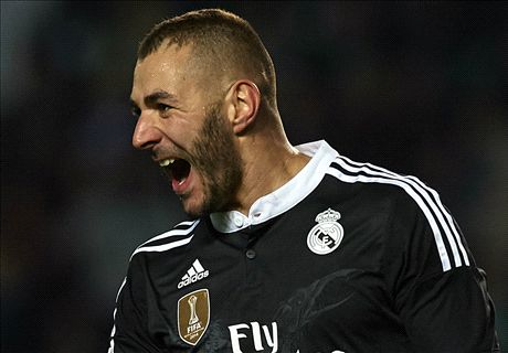 Benitez rules out Benzema Arsenal switch