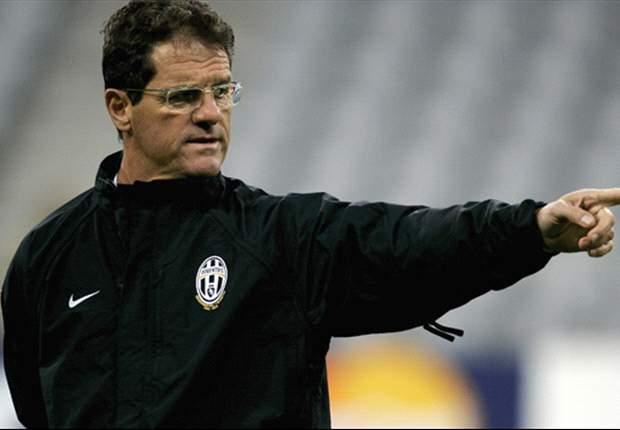 Rumor Fabio Capello Latih Palermo Dibantah