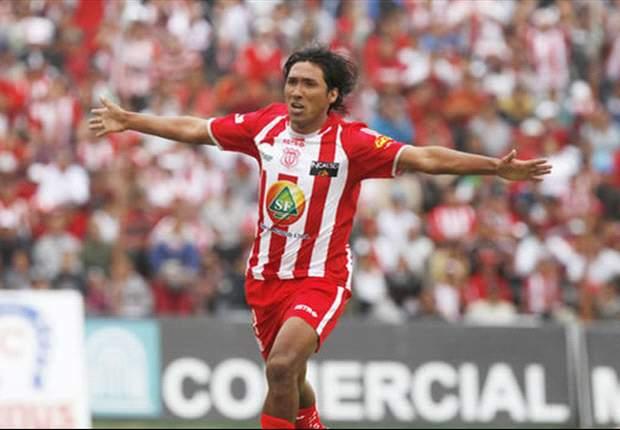 Alex Colón es el nuevo refuerzo del Deportivo Quito